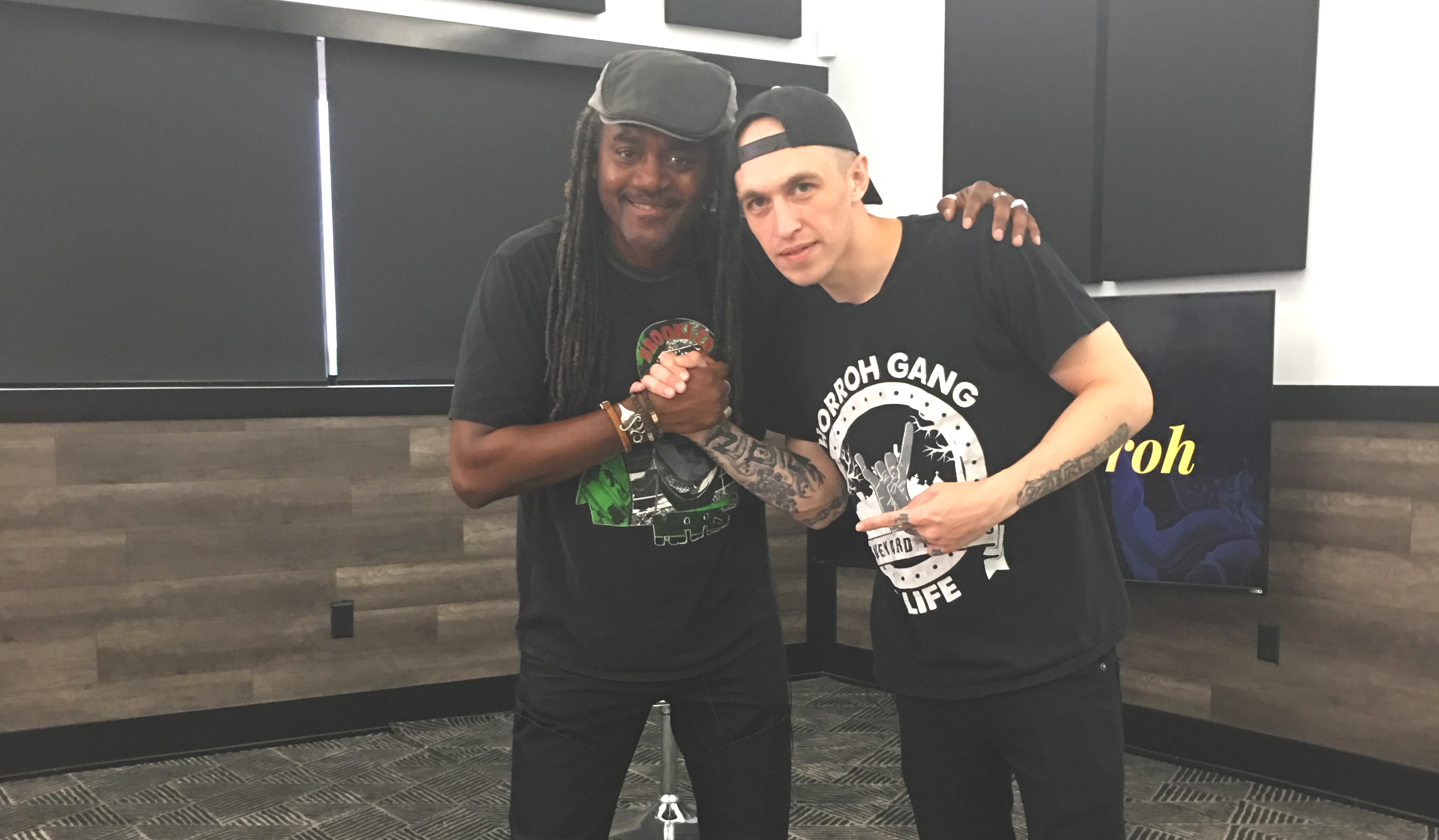 Shotty Horroh stopped by RX Music to talk new album + more!